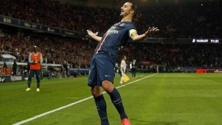 Zlatan Ibrahimovic Top 10 Goals For PSG