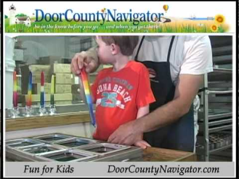 Door County Candle Company - Make a Candle Door County Wisconsin - Activities and Things to Do