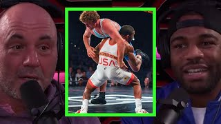 Why Wrestler Jordan Burroughs Hasn't Transitioned Into MMA
