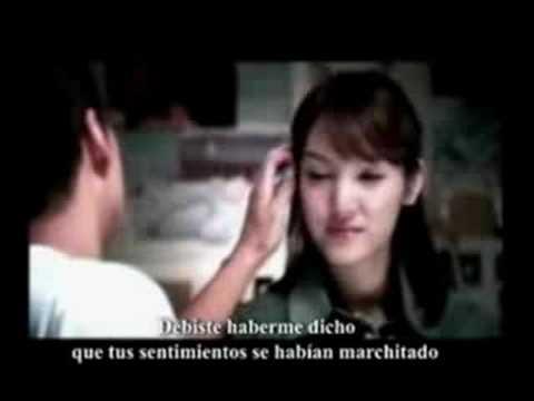 because i'm a girl ,Una Triste Historia de Amor - subtitulada al español