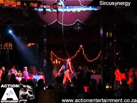 Sircus Synergy - Action Entertainment - Artist Demo 2011