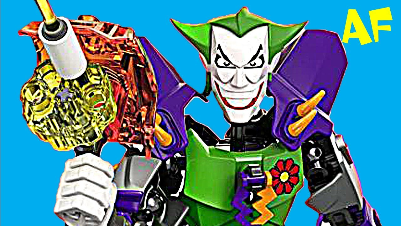 joker ultra build 4527 lego batman dc super heroes. Black Bedroom Furniture Sets. Home Design Ideas