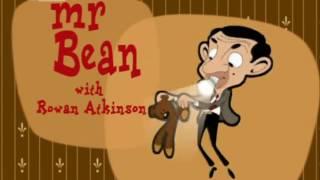 Mr Bean Zeichentrick  Folge 18  Der Fernsehabend / Musik liegt in der Luft