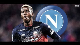 Victor Osimhen - Welcome to Napoli - Goals & Skills 2020 | HD