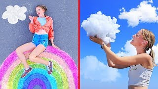 23 Easy Ways To Make Your Instagram Photos Viral / Fun And Creative Photo Ideas With BFF