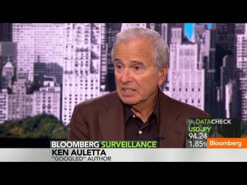 Orwell's '1984' Seen In 2013 Technology: Ken Auletta - Smashpipe News