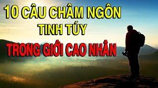 ✅NHỮNG BÀI HỌC TINH TÚY LƯU TRUYỀN TRONG GIỚI CAO NHÂN - Thiền Đạo