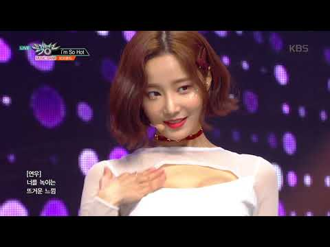 I'm So Hot - MOMOLAND(모모랜드) [뮤직뱅크 Music Bank] 20190329