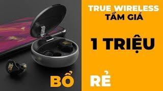 "Mở hộp KZ T1: Tai nghe True Wireless ""Custom In-Ear"" giá hơn 1 triệu ?"