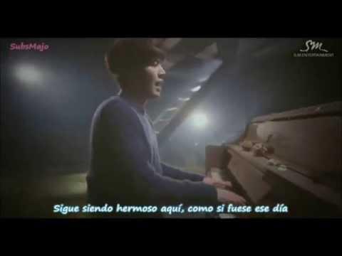 KYUHYUN _ At Gwanghwamun(광화문에서) (Sub Español)