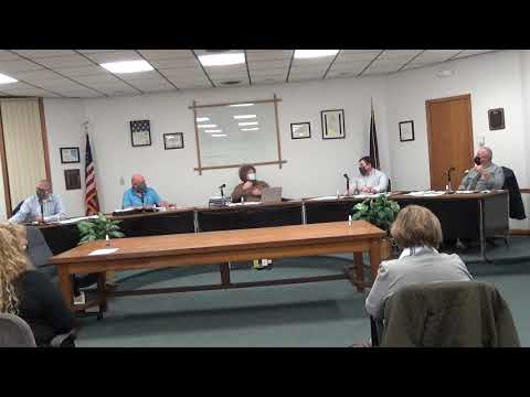 Rouses Point Village Board Meeting  4-5-21