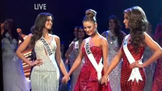 Miss Universo 2014 - Ganadora Paulina Vega de Colombia.