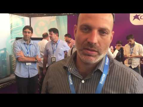 IoG - The Internet of Garbage / IoT The Internet of Things at Tel Aviv Startup Challenge