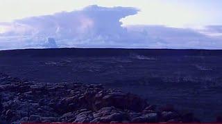 Hawaii volcano's explosive eruption shoots huge ash plume into sky