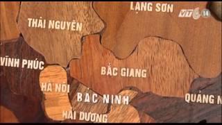 VTC14_Những tấm bản đồ Việt Nam độc nhất vô nhị_22.03.2013