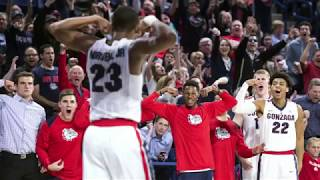 Zach Norvell Jr. 28 PTS Gonzaga Bulldogs vs Creighton | MICROWAVE SCORER | Next Ones |