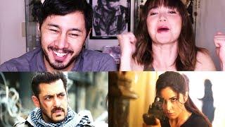 TIGER ZINDA HAI | Salman Khan | Katrina Kaif | Trailer Reaction