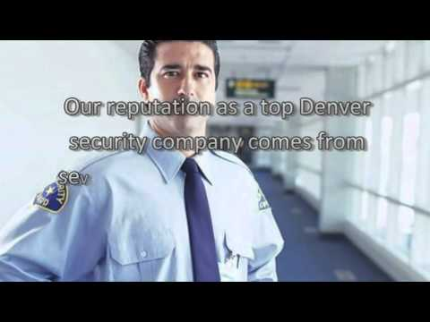 Denver Security Company - Denver Security Guards