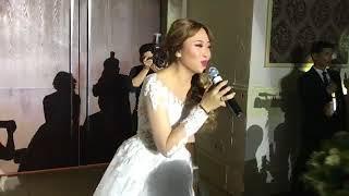 [FAP TV] Vinh Râu khóc trong đám cưới khi nghe vợ Lương Minh Trang hát
