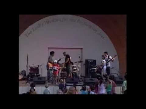 "Rhythm Child Official Video: ""Bowl Of Cherries"" (Live @ Levitt Pavillion - Smashpipe music"