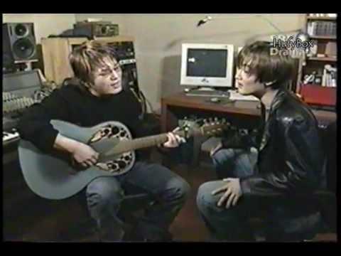 2002 서바이벌 오디션 희준vs강타 - 신승훈