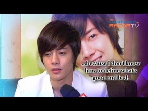 My best kiss (Kim Hyun Joong Pt 1)