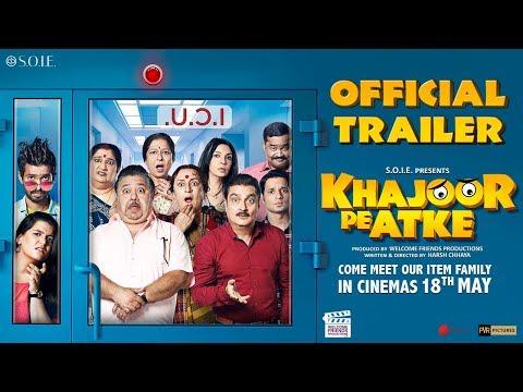 Khajoor Pe Atke Official Trailer - Manoj Pahwa, Vinay Pathak