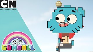 The Amazing World of Gumball | That Famous Plumber | Cartoon Network