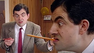BUILDER Bean   Mr Bean Full Episodes   Mr Bean Official
