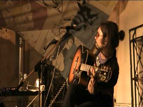 Психея - Лезвием Сердце (Live @ Сквот кафе 18.08.11)