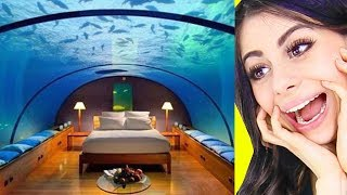 Coolest BED ROOMS you Wish you Had !