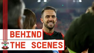BEHIND THE SCENES | Southampton 2-1 Norwich City
