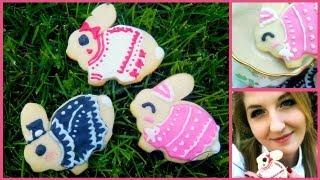 ❁Lolita Bunny Cookies ❁