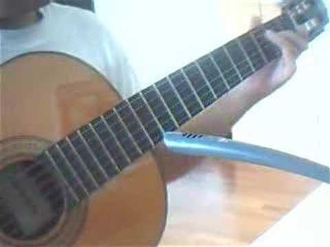 Nicholas Teo - Tears from Polaris Guitar (张栋梁- 北极星的眼泪)x 2