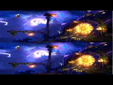 Trine 2 intro 3d top-bottom
