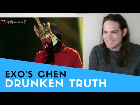 Voice Teacher Reacts to EXO's Chen singing Drunken Truth on King of Masked Singer