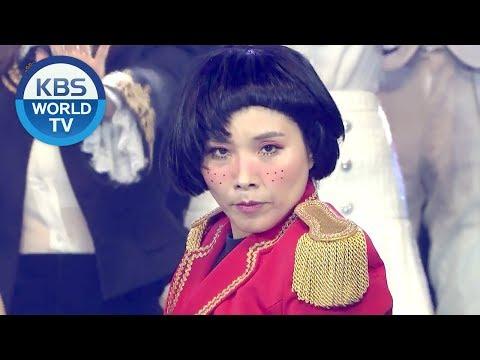 Celeb Five(셀럽파이브) X WJSN(우주소녀) - Shutter + I wanna be a Celeb [2018 KBS Song Festival / 2018.12.28]