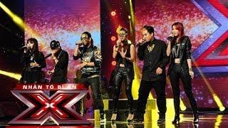 [Nhân tố bí ẩn] Royals - Nhóm The Six