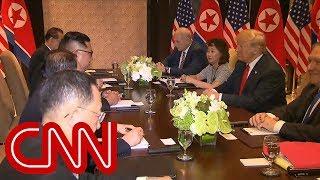 Trump to Kim Jong Un: We will be successful