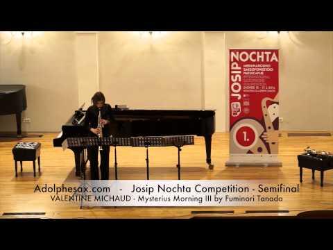 JOSIP NOCHTA COMPETITION VALENTINE MICHAUD Mysterius Morning III by Fuminori Tanada