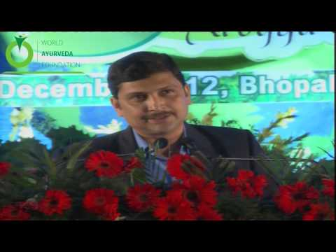 Associated Events - Speech Delivered by Dr.Pavan Kumar - 5th World Ayurveda Congress
