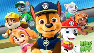PAW Patrol On A Roll (Nickelodeon) - Full Episode #1 - Best Fun Games for Kids