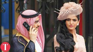 Inside The Lives Of The Rich Kids Of Saudi Arabia