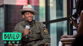 D. L. Hughley Discusses His Latest Book,