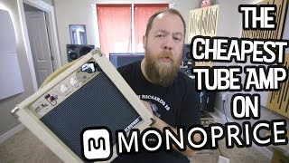 The Cheapest: Tube Amp On Monoprice