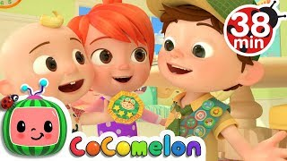 My Big Brother Song + More Nursery Rhymes & Kids Songs - CoCoMelon