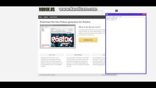 FREE ROBUX GENERATOR NO SURVEY NO SCAM