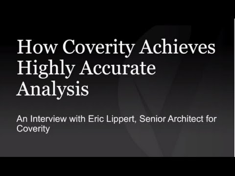 How Coverity Achieves Highly Accurate Analysis
