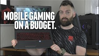 Budget Mobile Gaming Done Right - MSI GV62 7RC Review