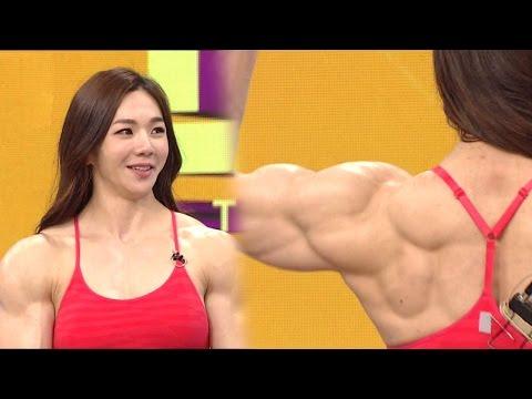 지연우, 특별 게스트로 출연…더욱 놀라워진 근육 @스타킹 450회 20160517